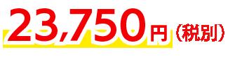 23,750円〜(税別)
